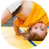 Eltern-Kind-Turnen ab Laufalter
